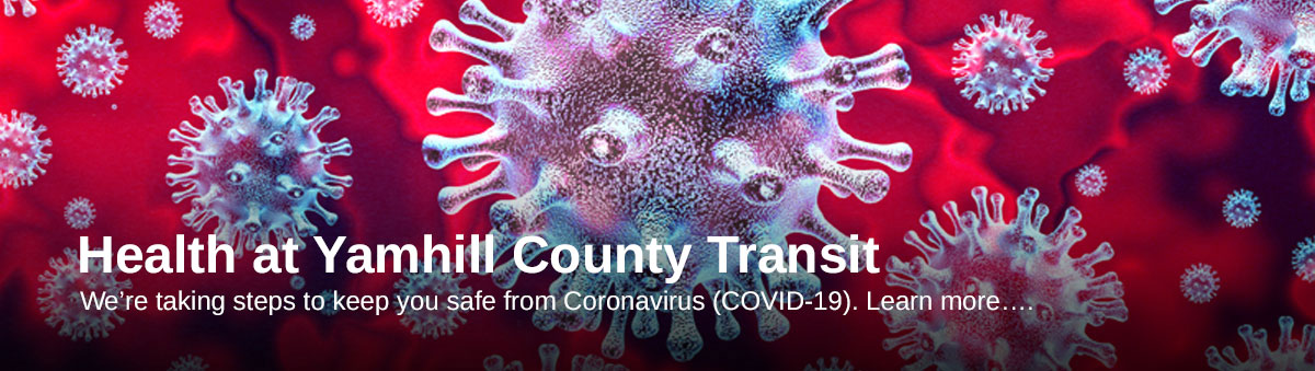 Health at Yamhill County Transit